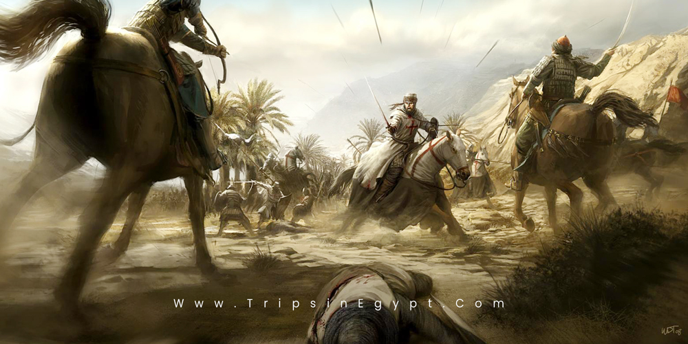 Salah El Din Battles - Trips In Egypt
