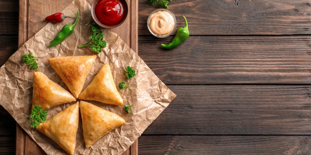 Samosa - Egyptian Food - Trips in Egypt