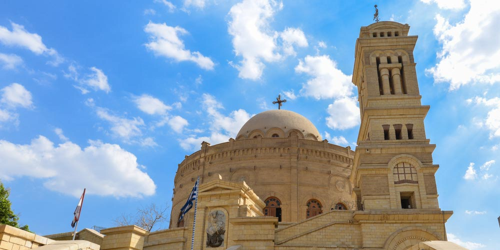 St. George Church - Coptic Cairo - Trips in Egypt