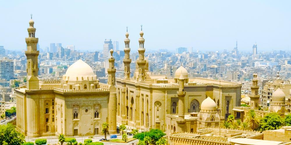Sultan Hassan Madrasa - Trips in Egypt