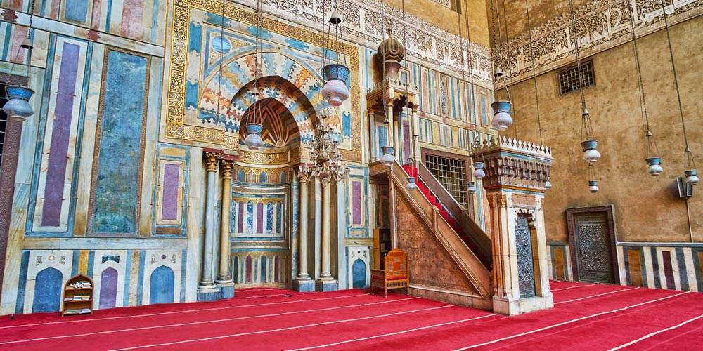 Sultan Hassan - Trips in Egypt