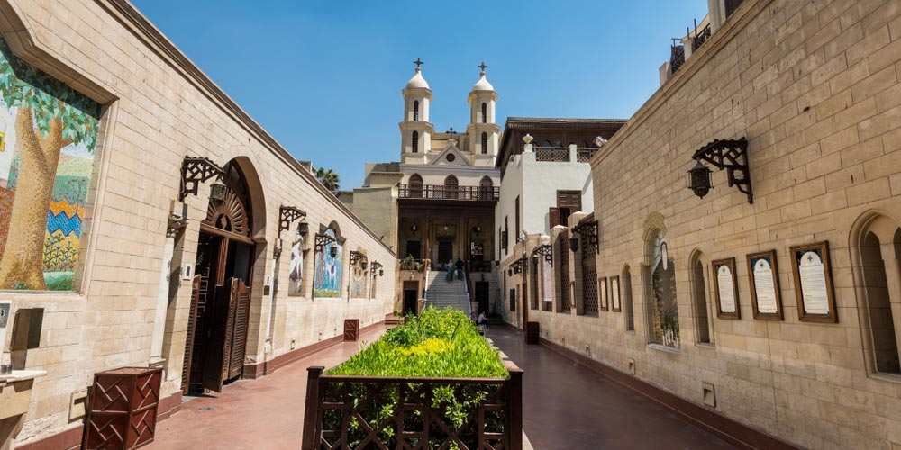 The Hanging Church - Cairo - Trips in Egypt