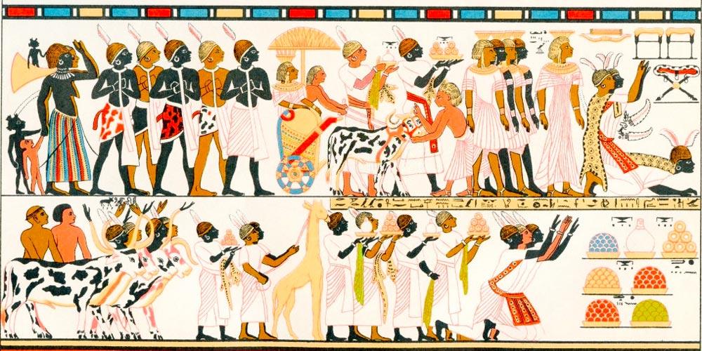 The Nubian Village - Nubian History - Nubian Region - Nubian Language