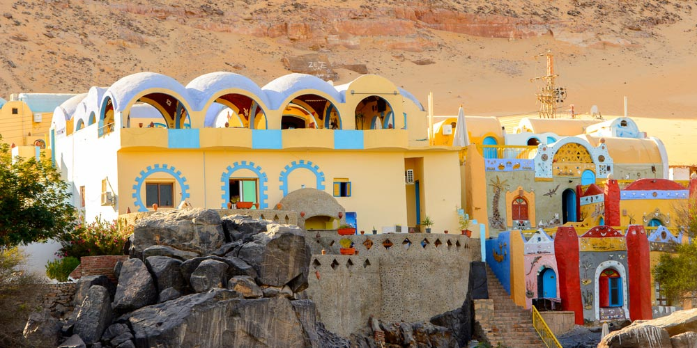 The Nubian Village Aswan - Trips in Egypt