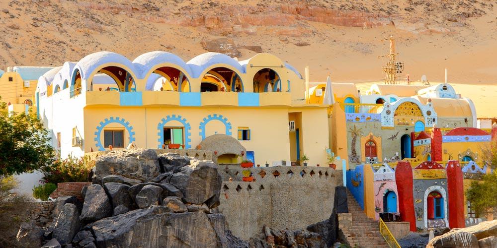 The Nubian Village Aswan - Trips in Egypt