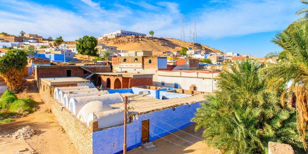 The Nubian Village - Trips in Egypt
