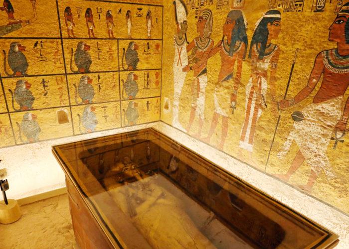 Tutankhamun Tomb Discovery -Tutankhamun Tomb Facts - Trips in Egypt