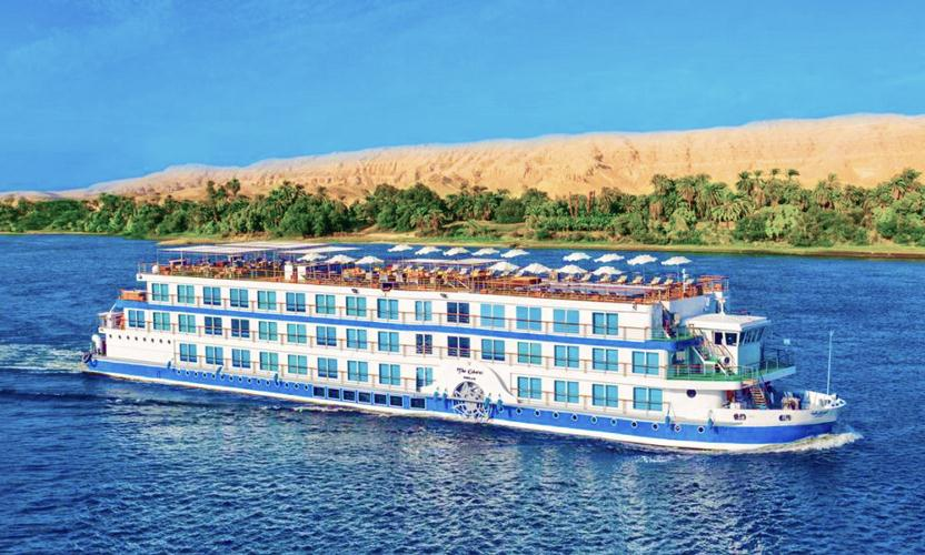 4 Days Luxor & Aswan Nile Cruise from Cairo - 4 Days Cairo to Aswan Nile Cruise