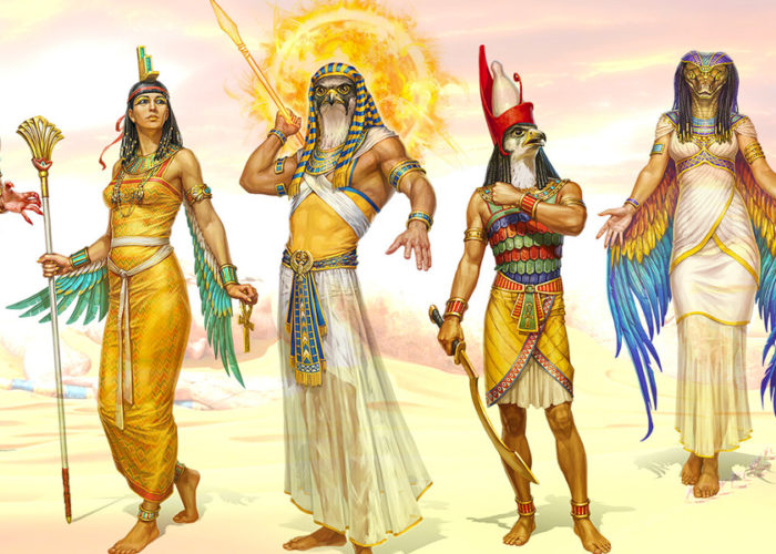 Ancient Egyptian Creation Myth - Trips in Egypt