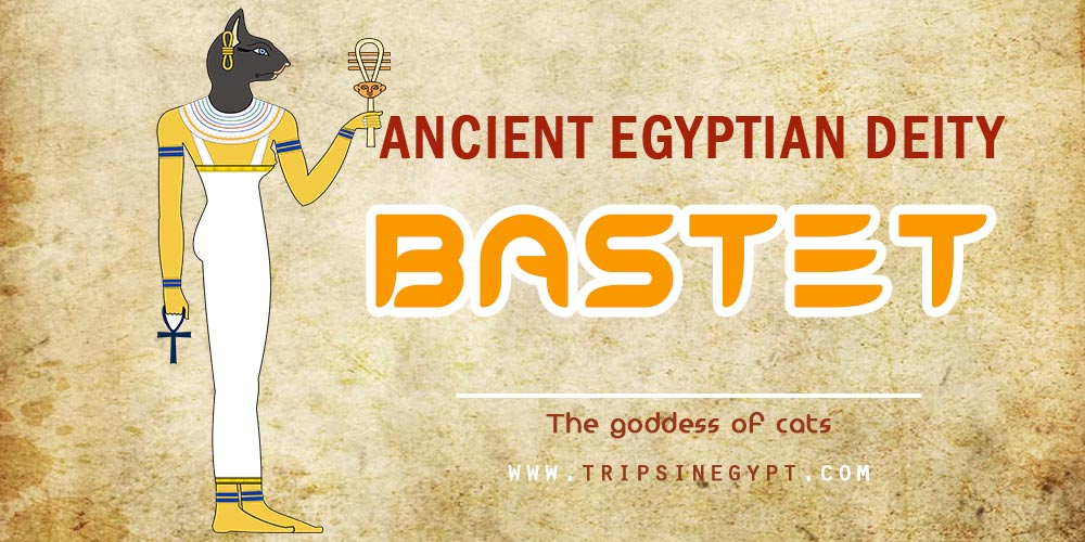 Ancient Egyptian God Bastet- Trips in Egypt