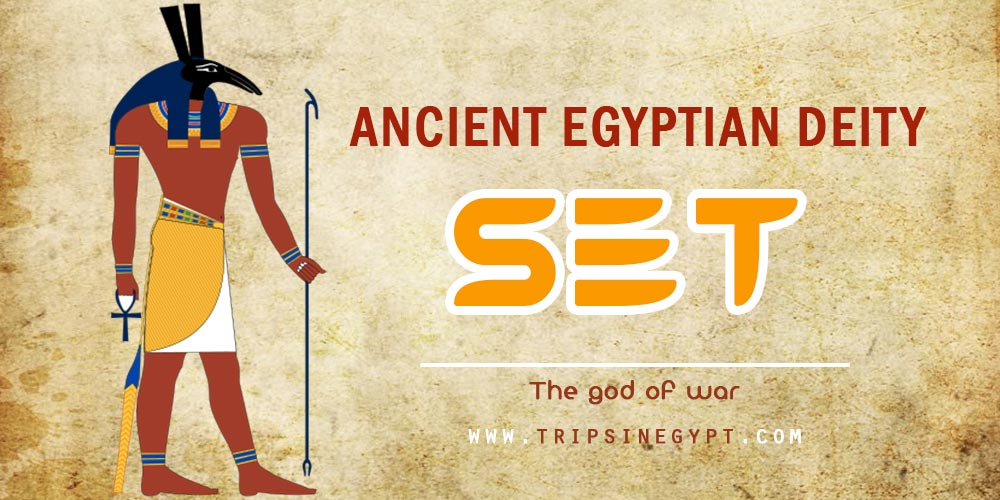 Ancient Egyptian God Set - Trips in Egypt