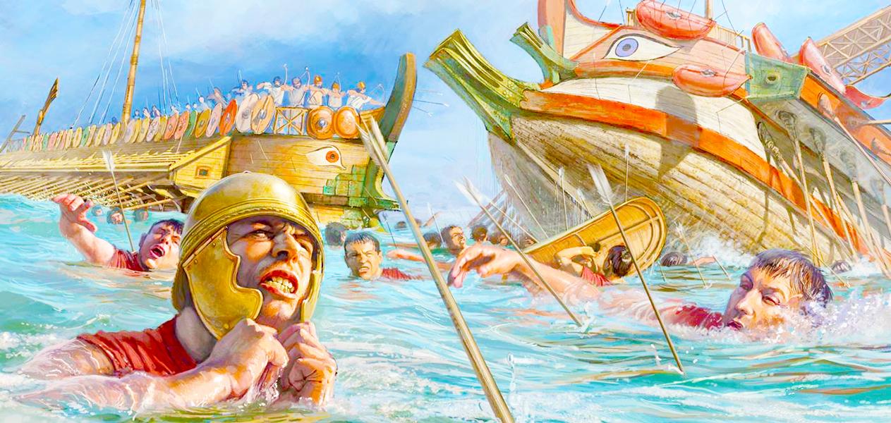 Battle of Djahy - Trips in Egypt