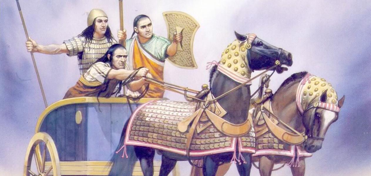 Battle of Kadesh - Trips in Egypt