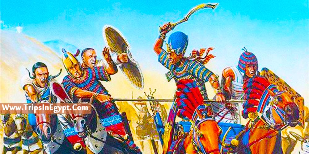 Battle of Kadesh History - Trips in Egypt