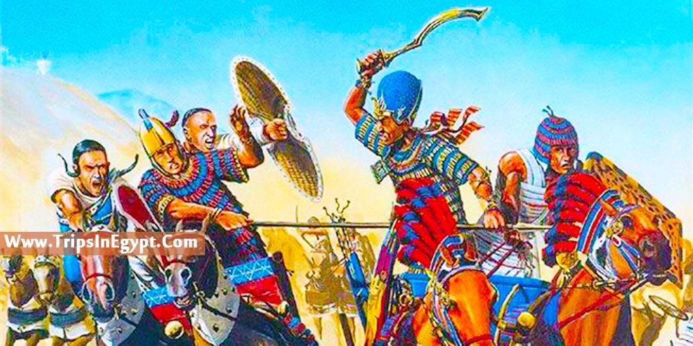 Battle of Kadesh History - Trips in Egypt