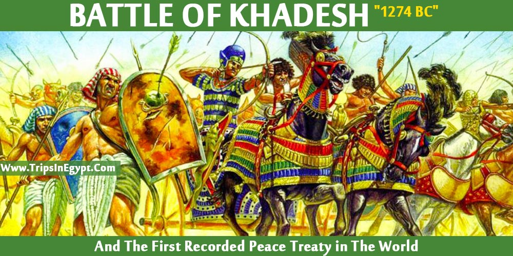 Battle of Kadesh - Trips in Egypt