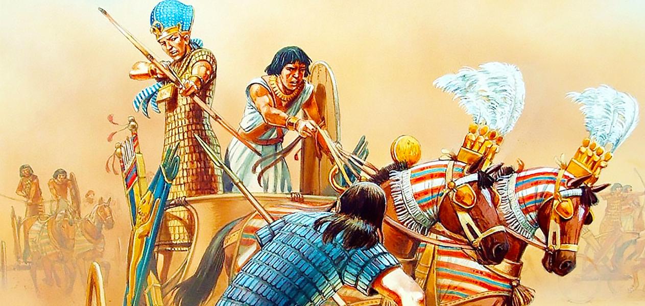 Battle of Megiddo - Trips in Egypt