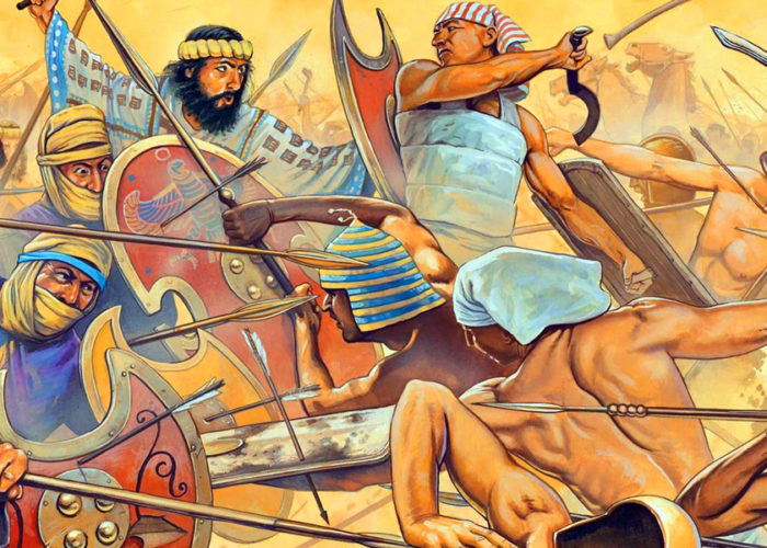 Battle of Pelusium - Trips In Egypt