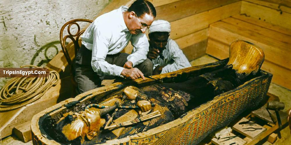 Curse of King Tutankhamun - Trips in Egypt