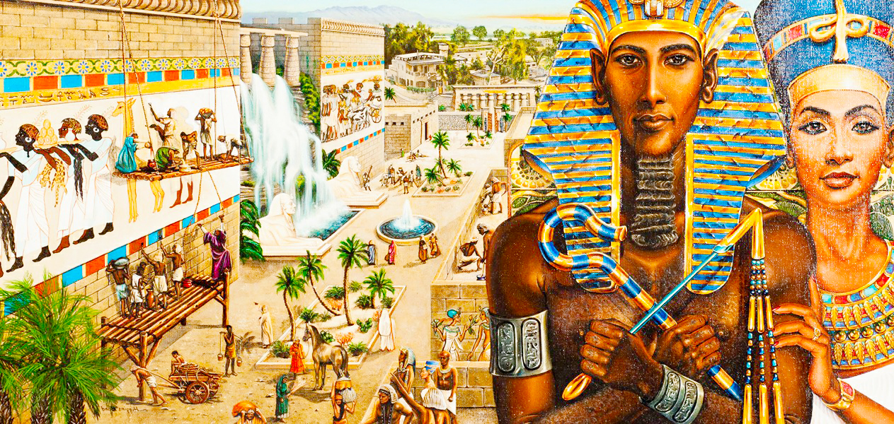 Daily Life in Ancient Egypt - Trips in Egypt