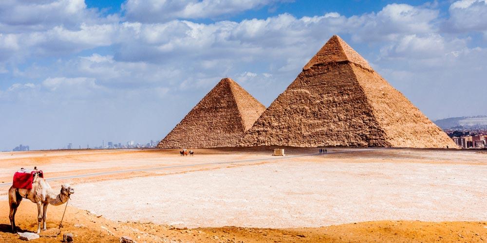 Giza Pyramids - 2 Days Cairo & Alexandria Tours from Hurghada - Trips in Egypt