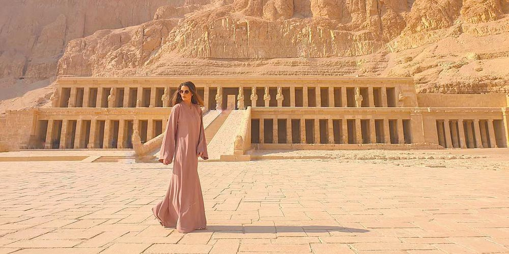 Hatshepsut Temple - 2 Days Luxor & Aswan Trips from Marsa Alam - Trips in Egypt