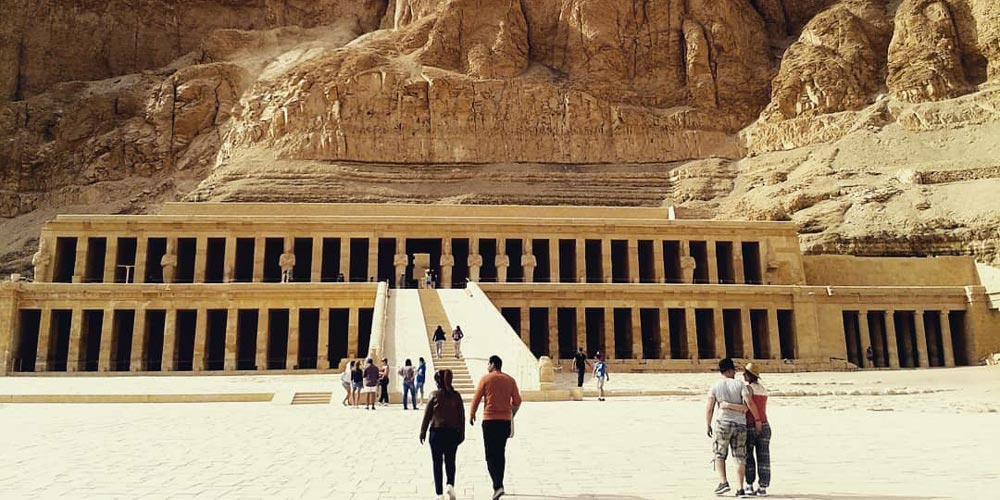 Hatshepsut Temple - 2 Days Tours from Cairo to Luxor & Abu Simbel from Hurghada - Trips in Egypt