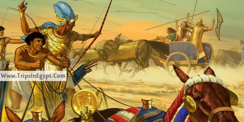 Hyksos Invasion Facts - Trips in Egypt