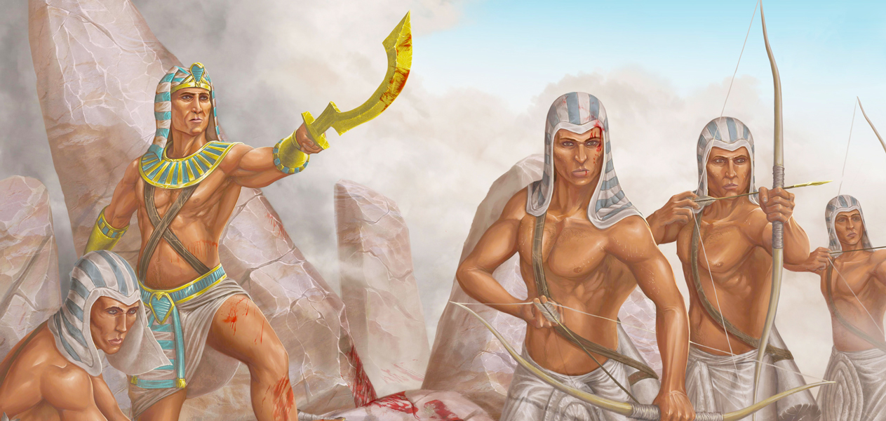 Hyksos Invasion of Ancient Egypt - Trips in Egypt