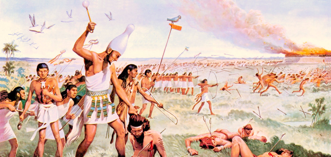 King Menes and The Unification Battle of Egypt - Trips in Egypt