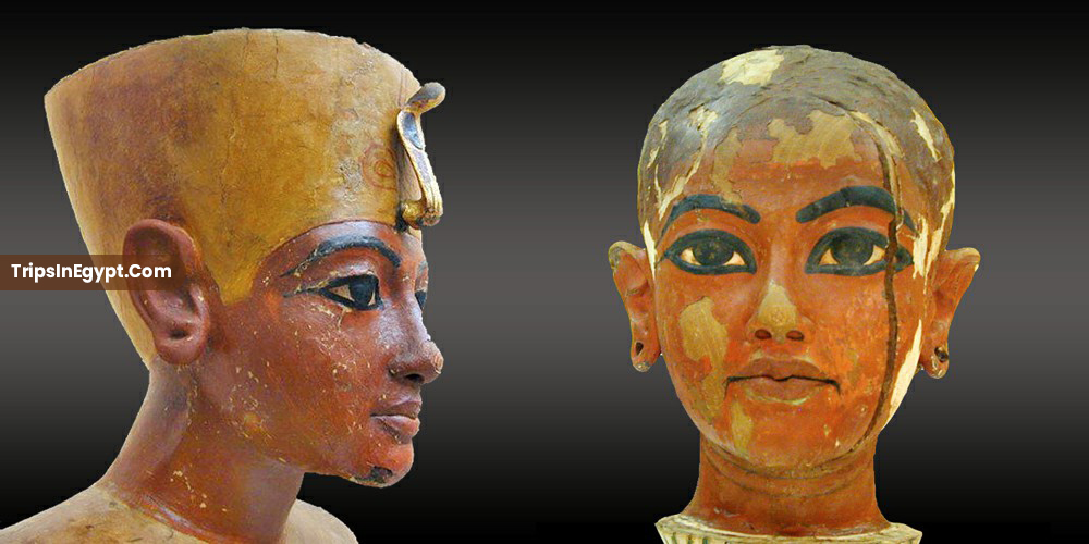 King Tutankhamun Look Like - Trips in Egypt