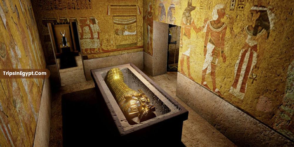King Tutankhamun Tomb - Trips in Egypt