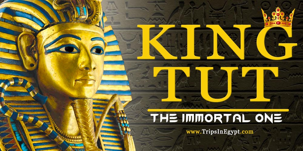 King Tutankhamun - Trips in Egypt