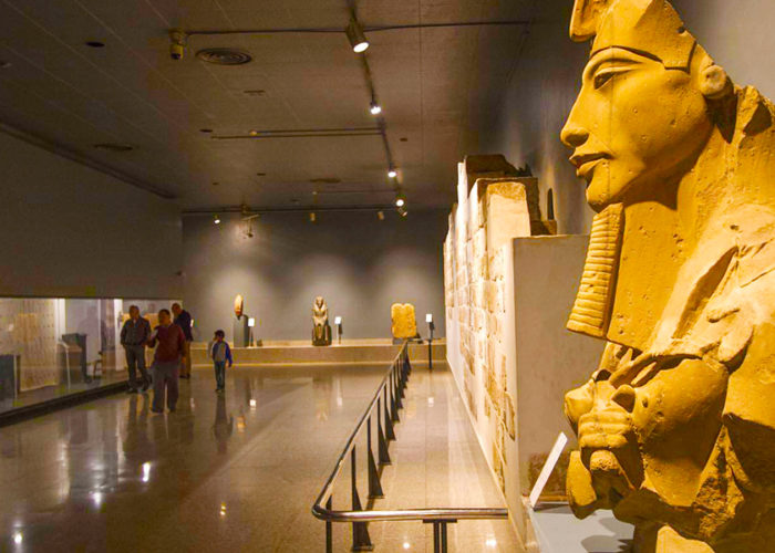 Luxor Musuem - Luxor Tourist Attractions - Trips in Egypt
