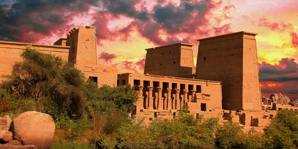 Philae Temple - Two Days Aswan and Abu Simbel Trips from Cairo - Trips in Egypt