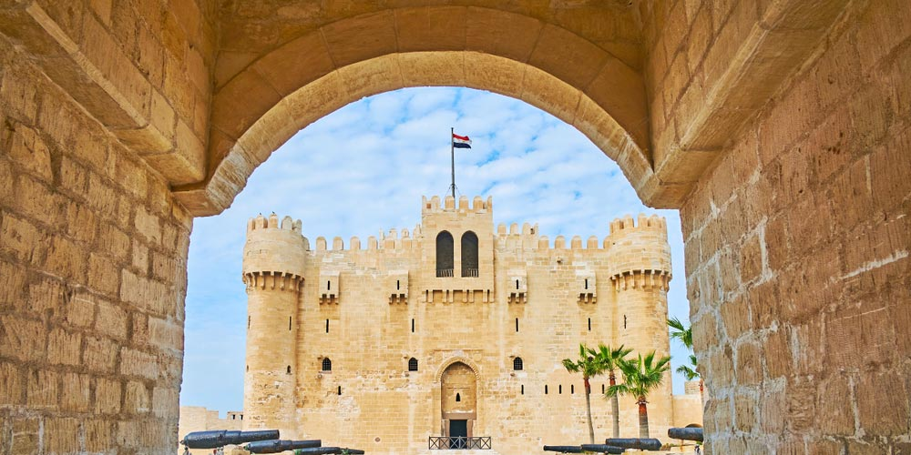 Qaitbay Citadel - 2 Days Cairo & Alexandria Tours from Hurghada - Trips in Egypt