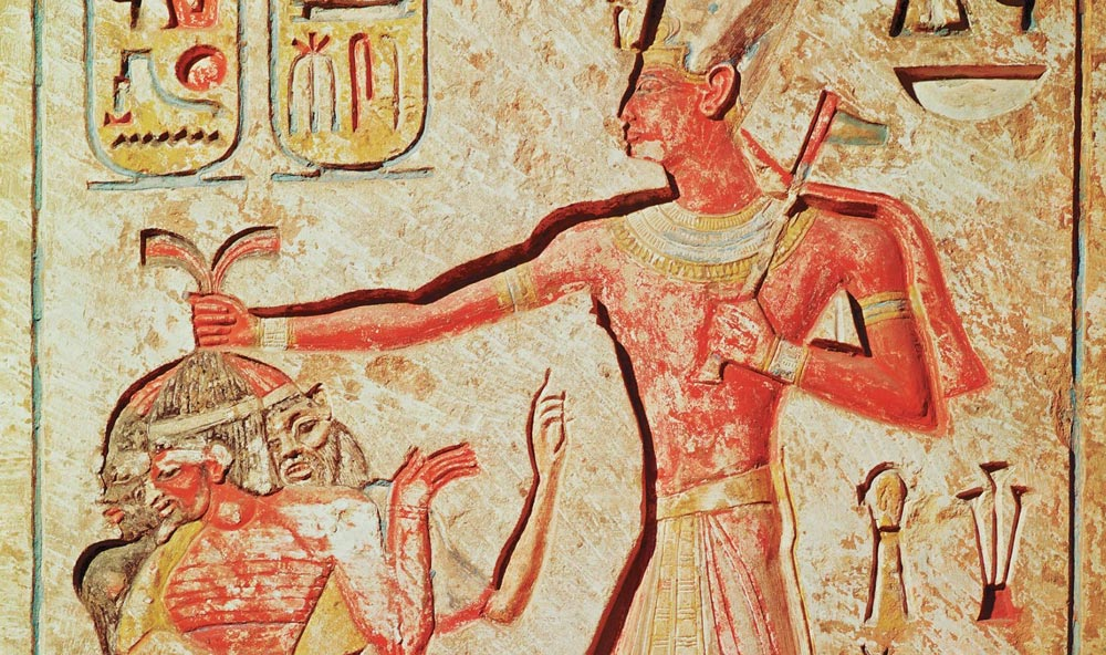 Battle of Djahy History - Battle of Djahy Facts - Ramses III and The Sea Peoples