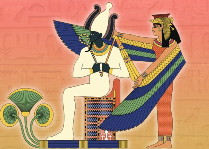 Story of Osiris and Isis - Trips in Egypt