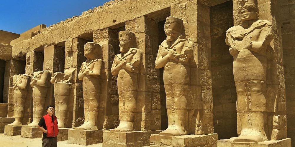 Temple of Karnak - 4 Days Luxor & Aswan Nile Cruise from Cairo - Trips in Egypt