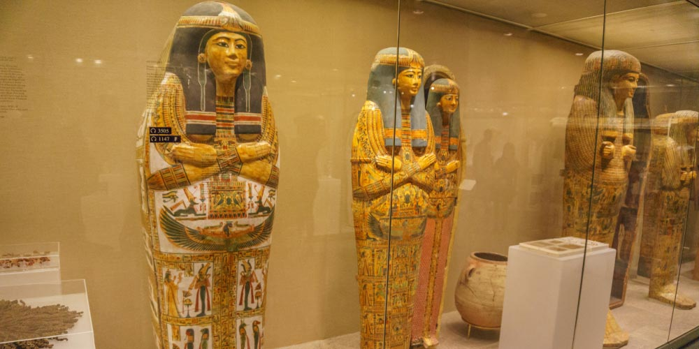 The Egyptian Museum - 2 Days Cairo & Alexandria Tours from Hurghada - Trips in Egypt