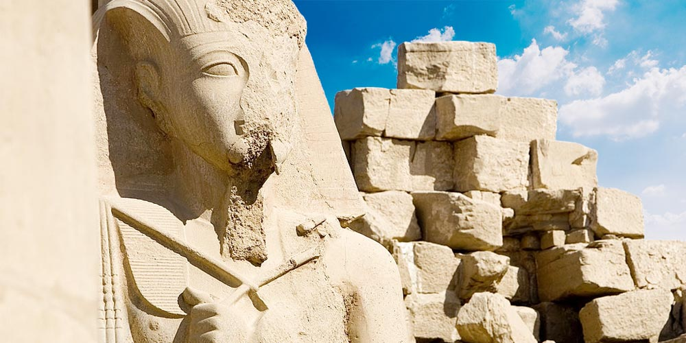 Thebes City Facts - Thebes City History - Thebes Egypt - Thebes Location