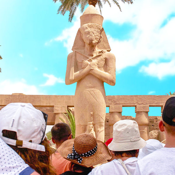 Thebes City - Trips in Egypt