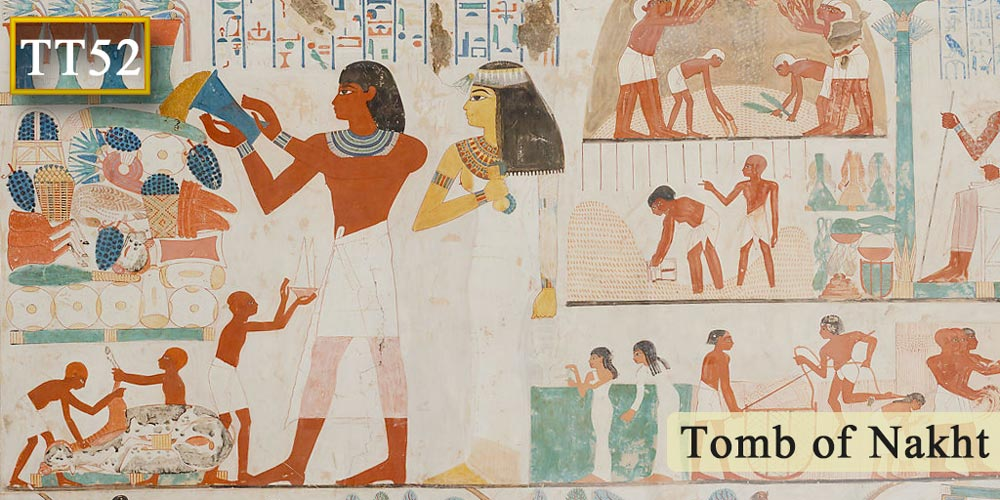 Information about Valley of The Nobles - Tombs of The Nobles at Luxor