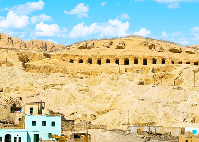 Valley of the Nobels - Trips in Egypt