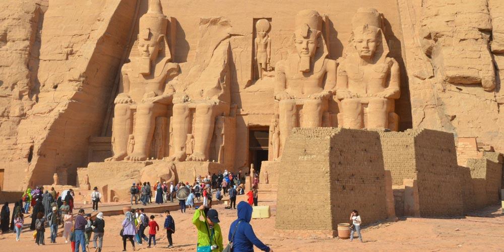 Abu Simbel Temple - Egypt Itinerary 10 Days Cairo, Aswan, Luxor & Hurghada Tour - Trips In Egypt