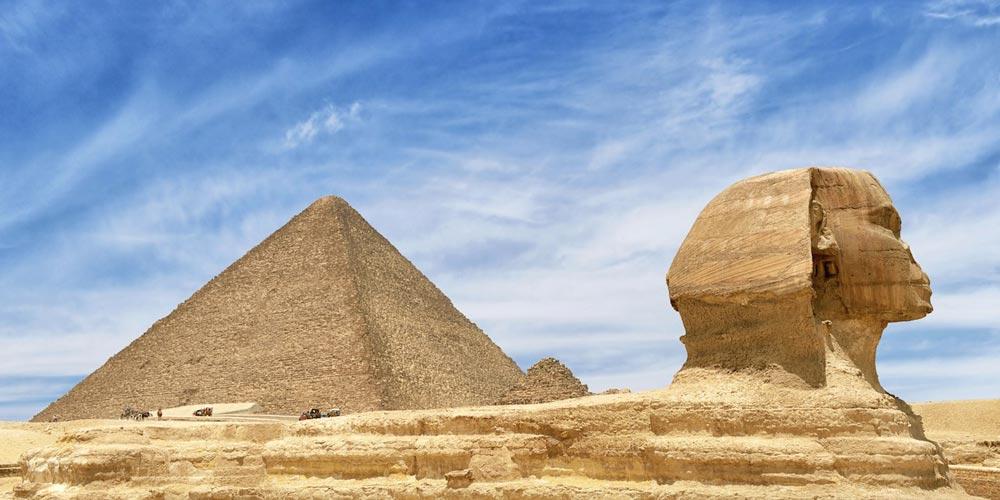 Giza Pyramids - Egypt Itinerary 10 Days Cairo, Aswan, Luxor & Hurghada Tour - Trips In Egypt