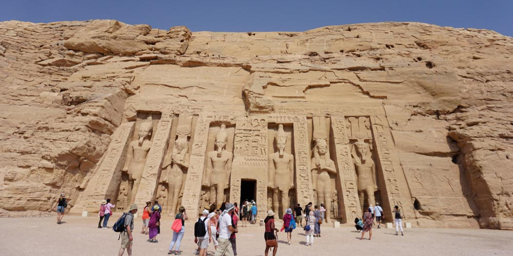 Temple of Abu Simbel - Luxor to Abu Simbel Day Trip - Trips in Egypt