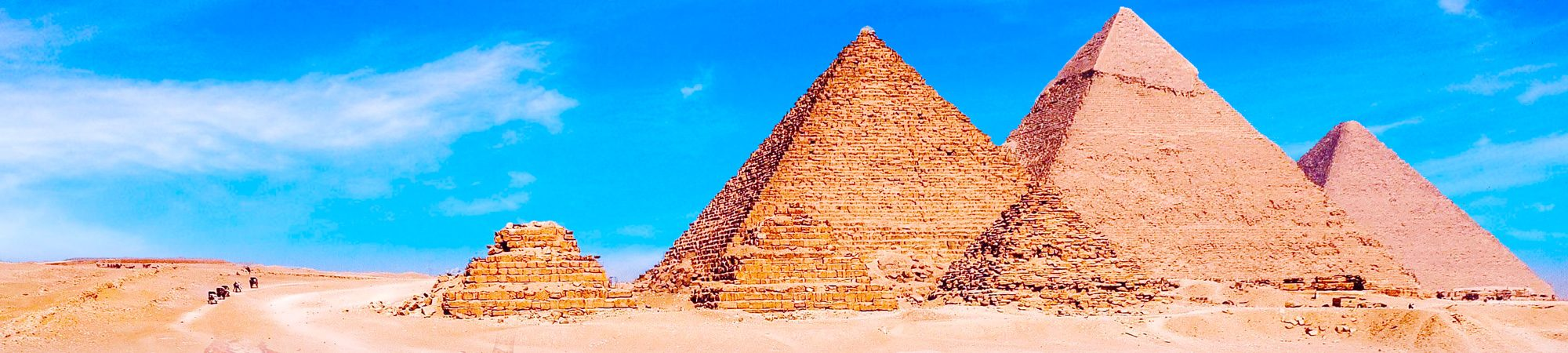 Giza Pyramids Complex - Egypt Tours2019-2020-2021-2022 - Trips In Egypt