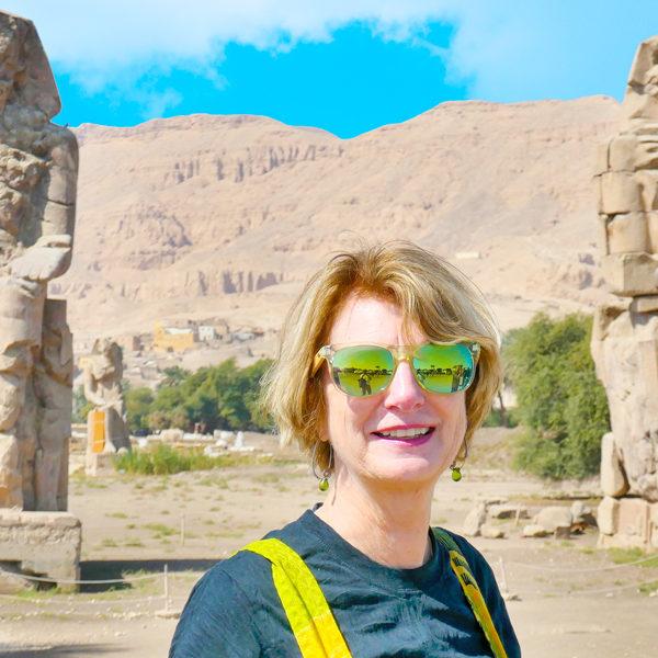 Colossi of Memnon - Trips in Egypt