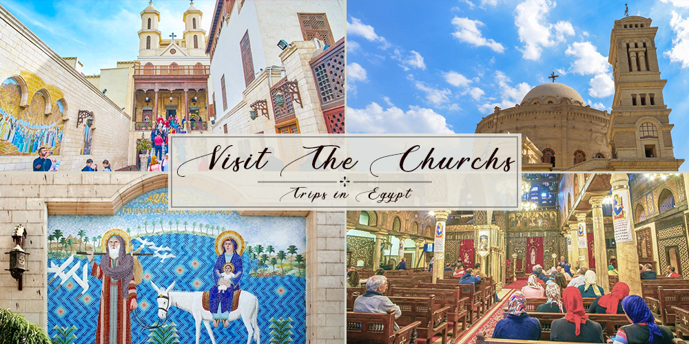 Coptic Church in Cairo - Christmas in Egypt - Trips in Egypt